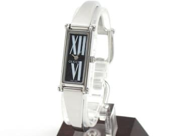 612b9ddbc2b Gucci 1500 L Acier Inoxydable Mode Féminine Bracelet Montre