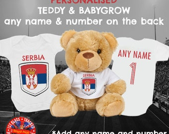 Gift Newborn Scotland/'s No1 Dribbler Personalised Football babygrow