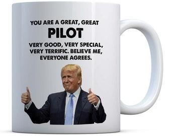 e3499c19d7d Pilot coffee mug | Etsy