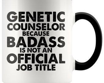 GENETIC COUNSELOR Gift Funny Trump Mug Best Birthday Christmas Jobs