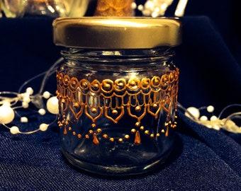 Henna Jars Etsy