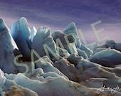 Hiking Perito Moreno Glacier in Argentina