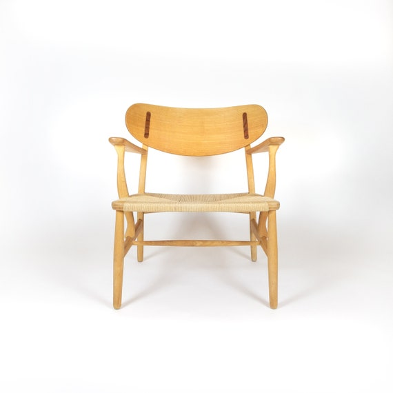 CH22 Lounge Chair by Hans Wegner for Carl Hansen, Denmark