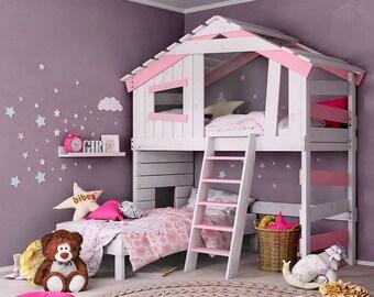 Etagenbett Für Baby Und Kleinkind : Kindermöbel babymöbel schreibtisch hochbett co paidi