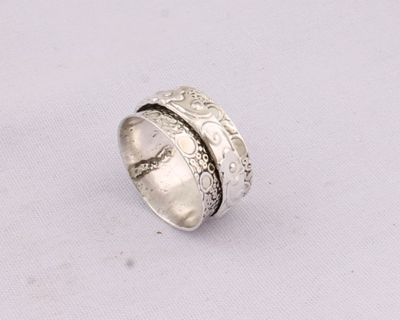 Butterfly Shape Ring 925-Sterling Solid Silver Ring,Antique Silver Ring,Handcrafted Boho Ring Gift For Her Etsy Cyber-2019 ETSY TOP SELL