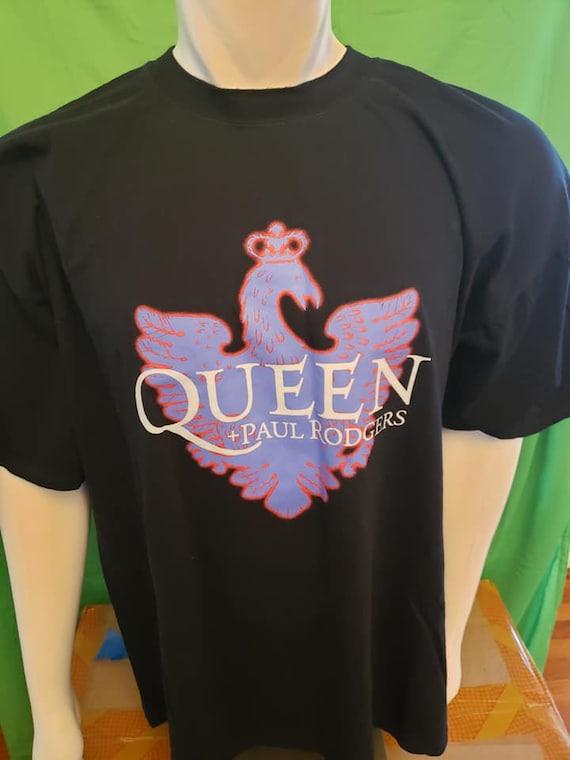 XXL Queen T-shirt From Actual Concert