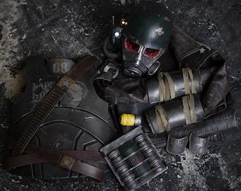 NCR Ranger Helmet+Armor+Raincoat, inspired by Fallout New Vegas Video Game