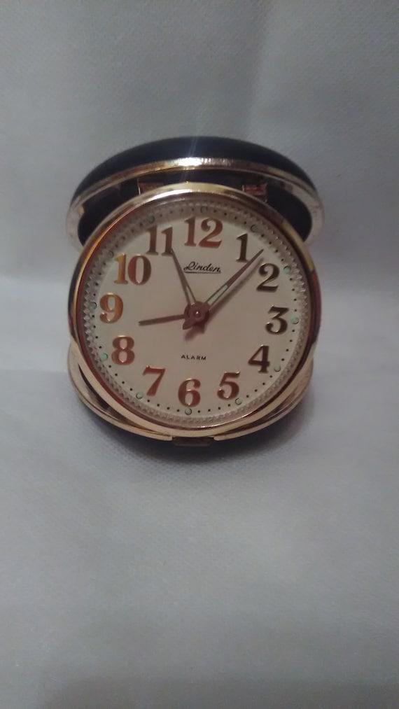 Linden Alarm Clock
