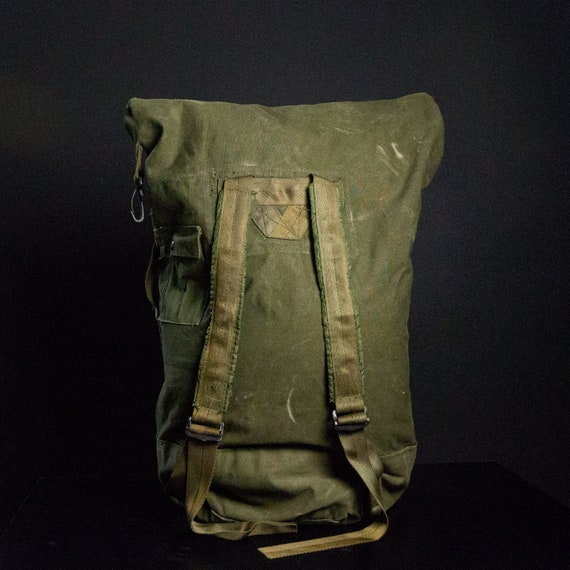 Military Duffle Bag, Haversack, Military Backpack,