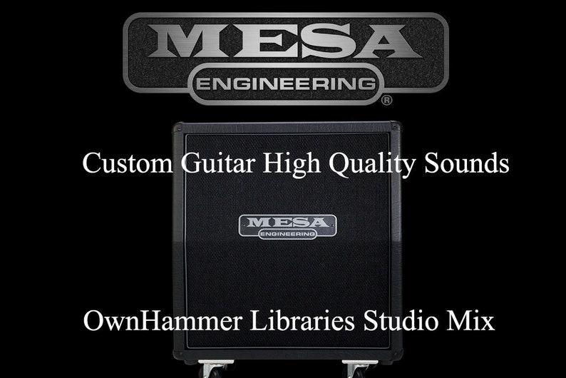 OwnHammer Impulse Guitar Response Studio Mix Collection