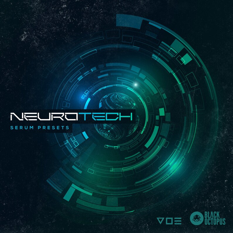 Black Octopus Sound Neurotech by VOE Serum presets