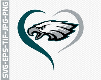 Eagles Svg Etsy