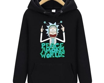 Rick And Morty Etsy