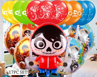 NEW COCO Bouquet Balloon Balloons Party Decorations Supply Supplies Decoration