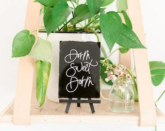 Dorm Sweet Dorm Sign   Acrylic Sign   Dorm Room Decor   Graduation Gift