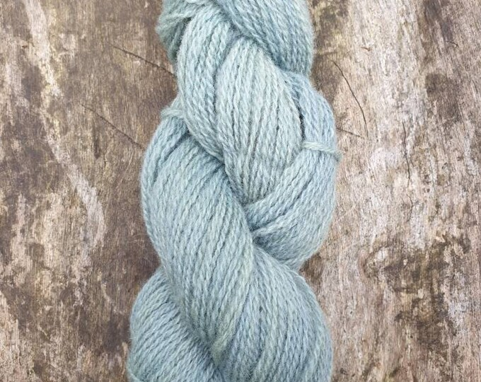 Inversion1 - naturally dyed regeneratively farmed British wool