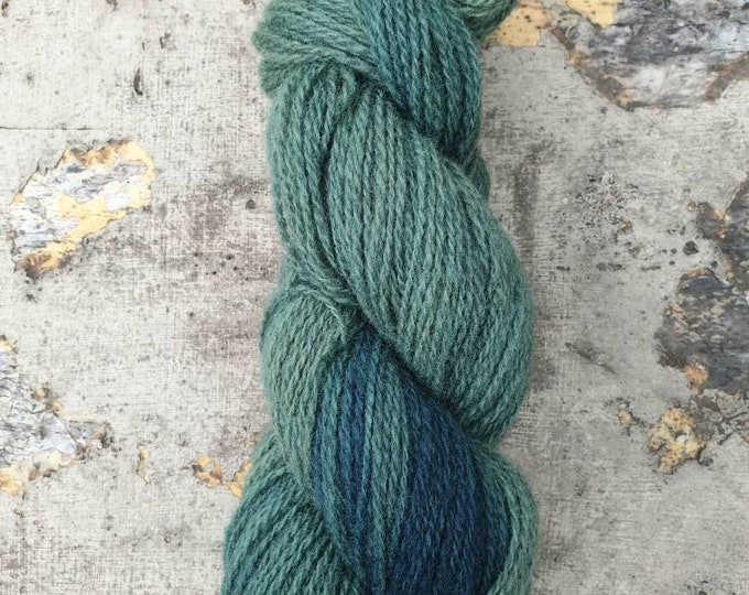 Lucid dreams - naturally dyed regeneratively farmed British wool