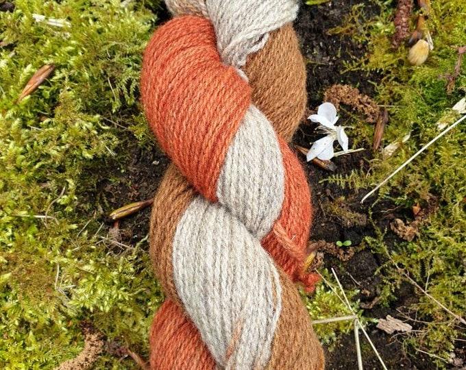 Madder&Cutch - naturally dyed regeneratively farmed British wool