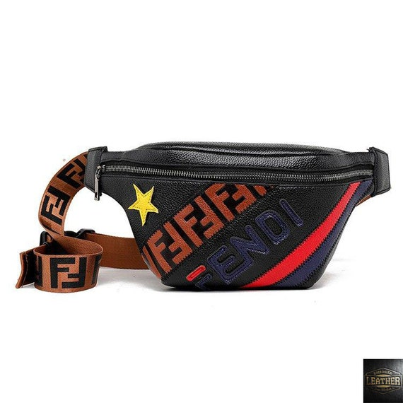 Inspired By Fendi belt Real leather belt for Fendi Classic  719272b42a2bf