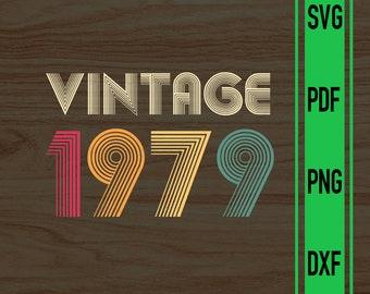 1979 Svg Etsy