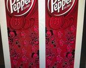 Groovy Dr. Pepper Socks