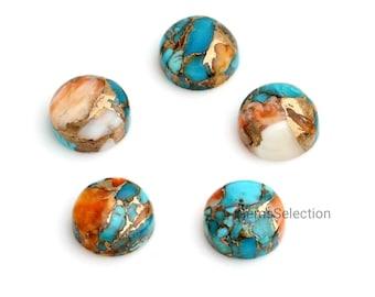 7 Pieces Black Rutile Cabochons Lot 12x12mm Trillion Shape Natural Rutile Gemstones Cabs Loose Stones Smooth Gems