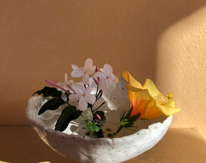 Ikebana Spring bowl