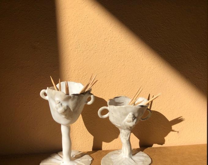 Toothpick Trophy
