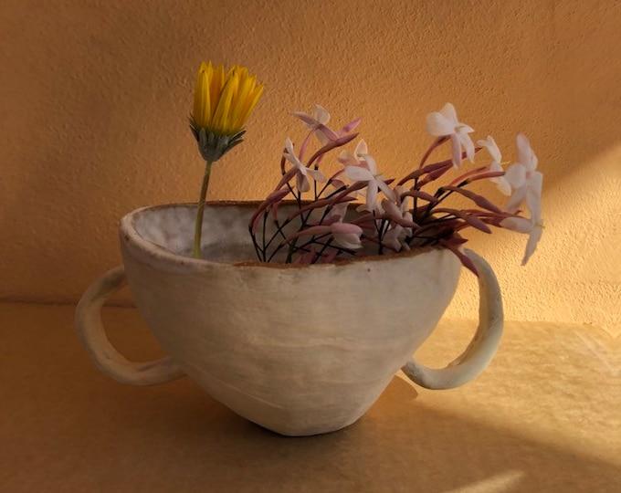 Wonky Ikebana bowl