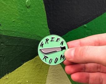 c81a760dd99 Green Room (2015 Movie) Enamel Pin