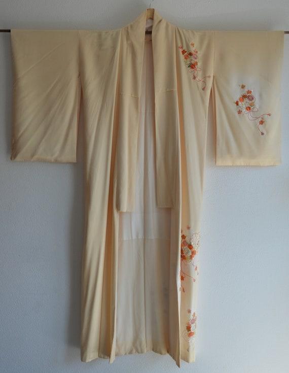Homongi / Kimono / Japanese Kimono japanese kimono