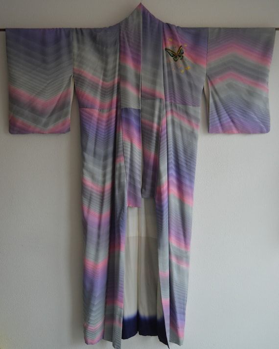 Komon Kimono/Kimono/Japanese Kimono japanese kimon
