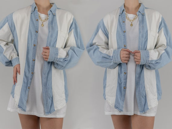 Vintage Western Button-Up
