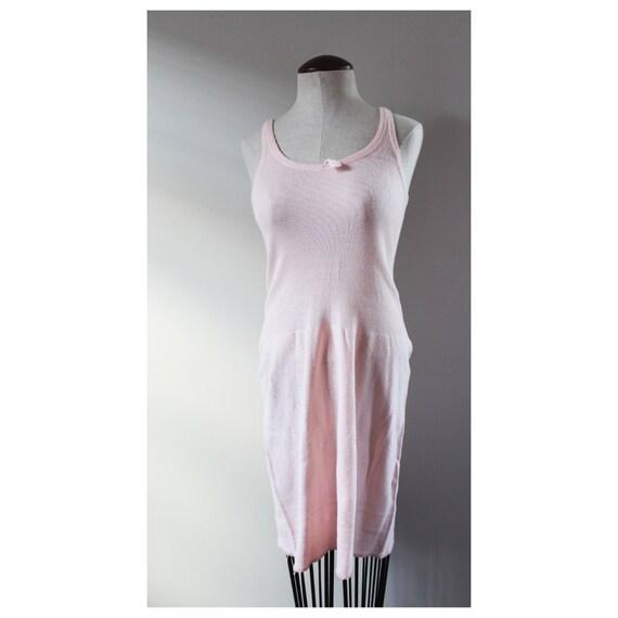 Basic Knit Slip Figurfit by Indera Mills Co Pink T
