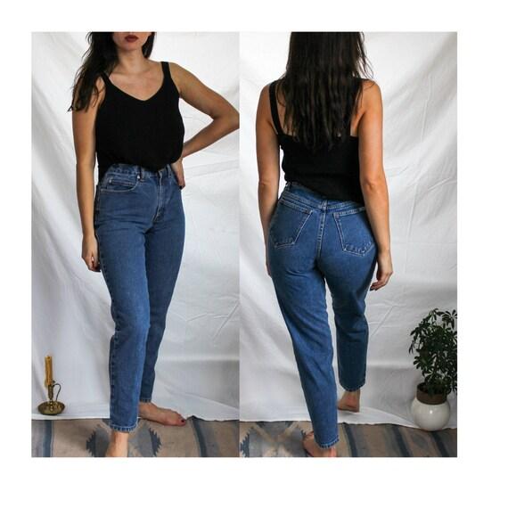 Vintage Bill Blass Jeans | Sz 6 | Vintage High Wa… - image 2