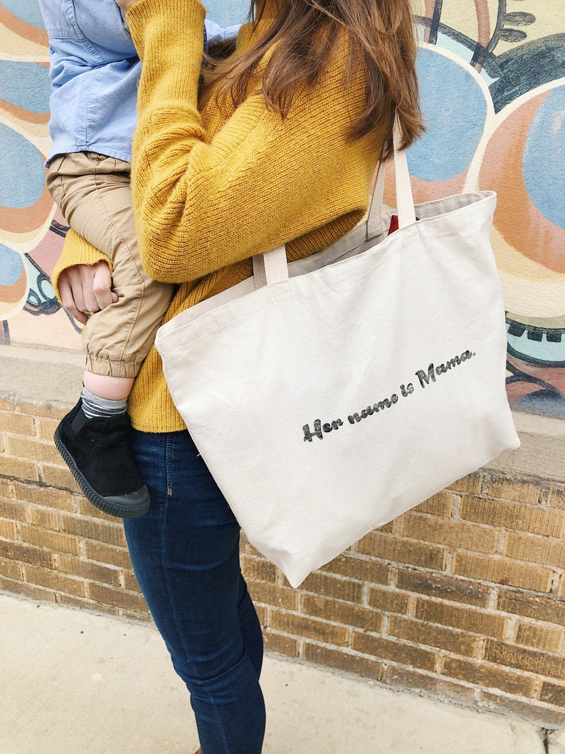Y/'all Large Tote Hola