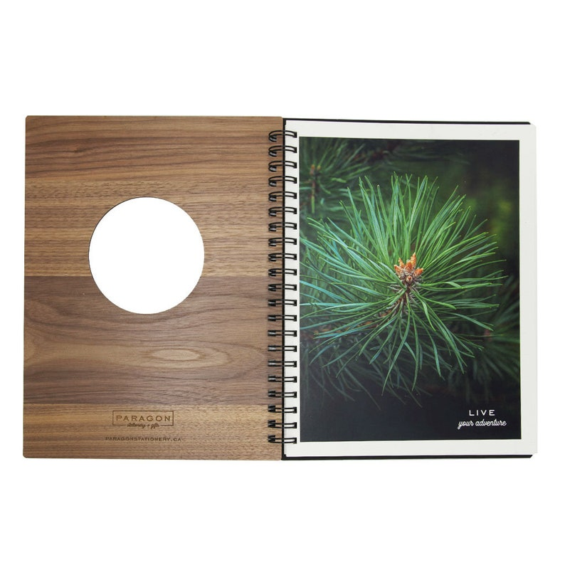 Large Journals Walnut 3 designs image 0