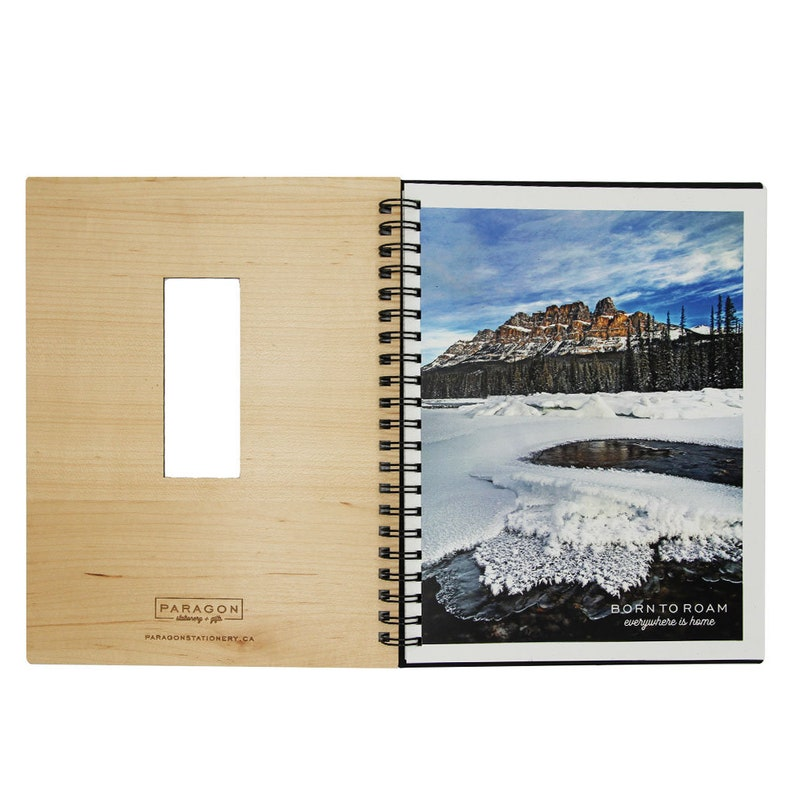 Large Sketch Book 2 colours image 0