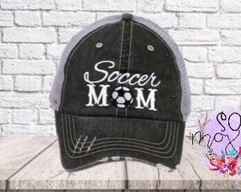 fc7d13a1b9a Soccer mom hat