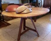 Antique Round Tilt Table 18th Century
