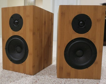 Bookshelf Speakers 1 Pair