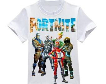kids Boys Girls Fortnite shirt 5aef1f4746d17