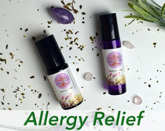 Allergy Relief Essential Oil Blend 10ml