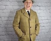 Vintage Cortefiel Coat, Size 36