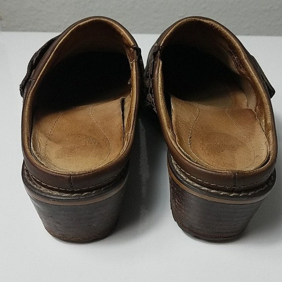 Red Wing Shoes Vintage 90's Brown Leather Woman's… - image 5