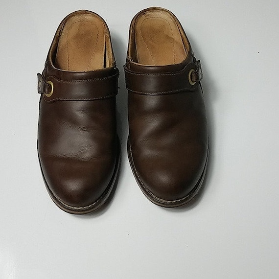Red Wing Shoes Vintage 90's Brown Leather Woman's… - image 2