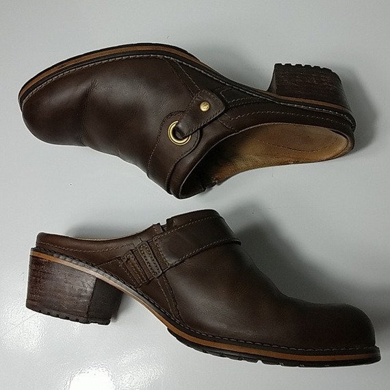 Red Wing Shoes Vintage 90's Brown Leather Woman's… - image 3