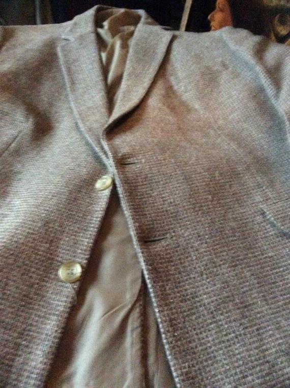 Lord John Carnaby Street tweed jacket
