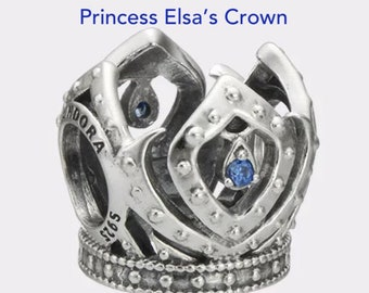 pandora charms corona principessa