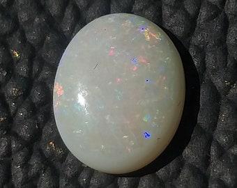Natural Australian Opal Cabochon 11x9 MM Size Fire Opal Welo Opal Wholesale Cabochon Gemstone